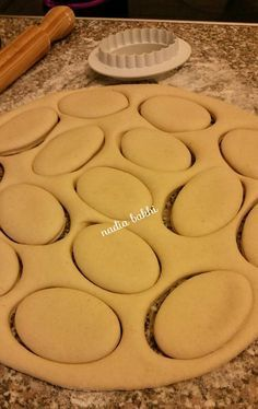 Plats Ramadan, Bread Recipes, Cooking Recipes, Food Gallery, Ramadan Recipes, No Bake Cookies, Baking Cookies, Beignets, Flan