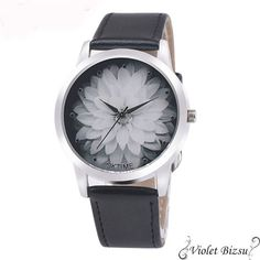 Cheap feminino casual, Buy Quality feminino relogio directly from China feminino 2016 Suppliers: 2016 new Hot sale Brand New OKTIME Leather Strap Women Quartz Watch Fashion Lotus Flower Watch Casual Watches Relogio Feminino Casual Watches, Watches For Men, Women's Watches, Wrist Watches, Ladies Watches, Girl Watches, Female Watches, Analog Watches, Stylish Watches