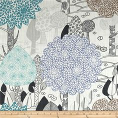 P Kaufmann Nature's Havan Slub Horizon from @fabricdotcom  Screen printed on cotton slub duck (slub cloth has a linen appearance); this versatile medium/heavyweight fabric is perfect for window accents (draperies, valances, curtains and swags), accent pillows, duvet covers, upholstery and other home decor accents. Create handbags, tote bags, aprons and more. Colors include charcoal, grey, slate blue, taupe, teal, lavender and white.
