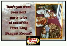 Yummy Pizza King, Banquet, Muffin, Breakfast, Party, Food, Morning Coffee, Essen, Banquettes