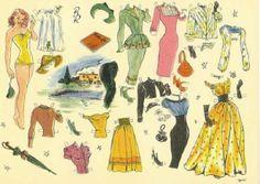 Diese Postkarte stammt auch aus Dänemark und wurde von Axe (Bojsen) gemalt.