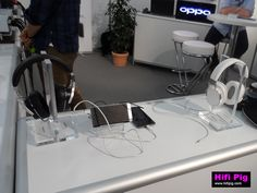 Oppo Head Fi at High End Munich 2015, get all the show reports and news on Hifipig.com #hifi #highendmunich2015 #highendmunich #headfi #headphones