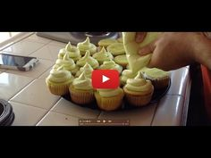 How To Make Mountain Dew Cupcake | Cooking Panda Simple Recipes