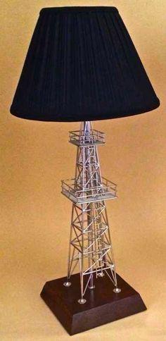 Nice oilfield rig lamp