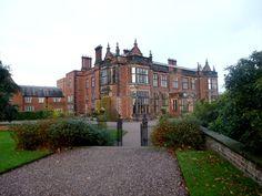 Arley Hall, Cheshire