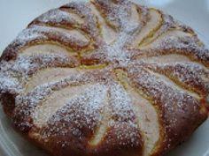 TORTA SOFFICE DI PERE, foto 1