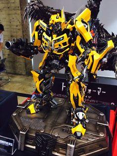 [TEASER] Transformers Estátua do Bumblebee - Prime 1 Studio  Acesse http://dowant.com.br/