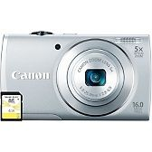 Canon PowerShot A2600 16MP Camera with 4GB Memory Card