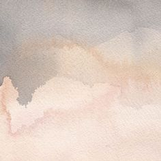 Neutral Blush Contemporary Watercolor Art Print or Canvas blush and gray abstract watercolor painting. Watercolor Wallpaper, Watercolor Walls, Watercolor Paintings Abstract, Easy Watercolor, Watercolor Texture, Watercolor Background, Canvas Background, Minimal Background, Paint Background