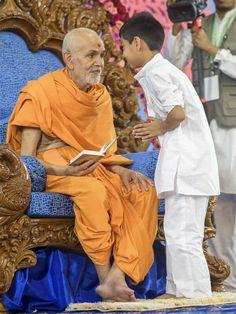 Happy New Year Mahant Swami 77