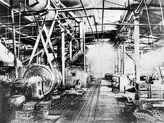 The Russian Empire was the market for some 70% of Polish textile production, but after 1890 tariffs were introduced to protect Russian textile industry, which hurt the economy of Russian Poland.