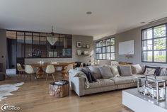 Simone Sisters, Loft, Cecile, Decoration, Moroso, Couch, Architecture, Diesel, Furniture
