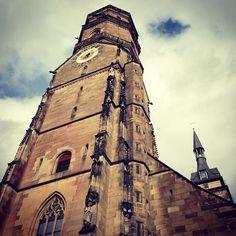 #stiftskirche #stuttgart #germany #almanya #seyahat #gezi #travel #gezgindirgezeninadi #mystuttgart #bawu #0711 #reise