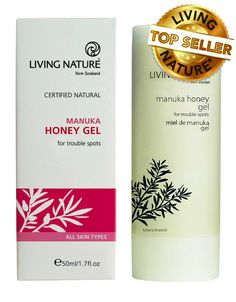Living Nature Certified Natural Facial Manuka Honey Gel for Oily Skin Teenage Skin Trouble Spots Acne Insect Bites Stings Itching Cold Sores / Learn more evaluations of the item by going to the web link on the photo. (This is an affiliate link). Manuka Oil, Manuka Honey, Natural Facial, Natural Skin Care, Nature's Miracle, Insect Bites, Cold Sore, Acne Treatment, Oily Skin