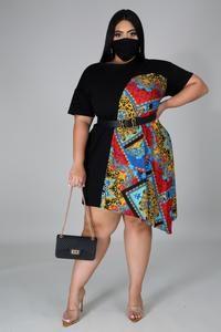 Plus Size Short Dresses, Short Ankara Dresses, Plus Dresses, Cool Dresses, African Dresses For Kids, Latest African Fashion Dresses, African Dresses For Women, African Dress Styles, Modern African Fashion