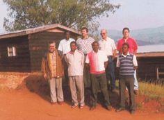 Martyrs de Bugobe: Frères Servando Mayor, Miguel Angel Isla, Fernado la Fuente et Julio Rodriguez