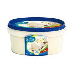Vanilleijs dilea Zero Lactose, Lactose Free, Pantry, Healthy Life, Gluten, Lifestyle, Dairy, Vanilla, Pantry Room