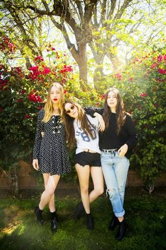 The coolest girls in L.A. are definitely Haim.