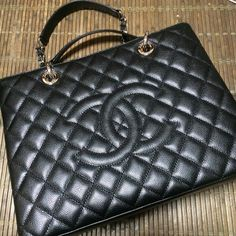 CHANEL  TIMELESS CLASSICS Grand Shopping Tote