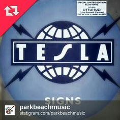 Tesla @parkbeachmusic