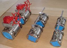 BALL VALVES  YPPI & ETC