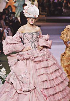 Christian Dior Haute Couture Winter 2007