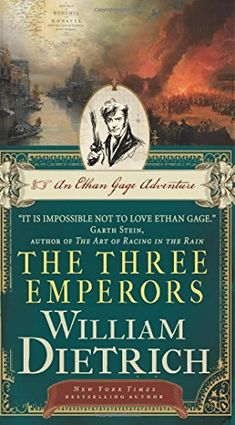 The Three Emperors: An Ethan Gage Adventure (Ethan Gage A...…