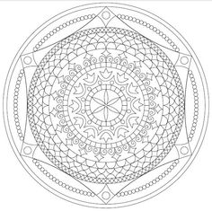 Beautiful Mandala Design to color - Instant Download - Printable  Coloring Page by Photoanddesignartur on Etsy