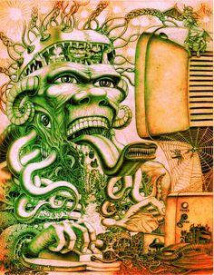 PsychOdelic Innerface by PauloCunha.deviantart.com on @deviantART