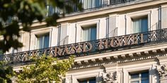 InterContinental Paris Le Grand Hotel ~ With floodlit views of the Opera House, this superbly renovated luxury hotel is at the heart of Parisian society. Opened in 1862, it defines historical grandeur. Elegantly appointed, the hotel's boutique-style suites overlook stunning landmarks