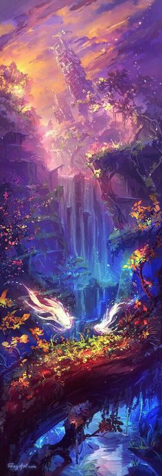 Trendy Fantasy Art Characters Hd Wall Paper HD Fantasy Art Wallpaper for Iphone and Android mobile phones. All of wallpapers are original . Fantasy Places, Fantasy World, Fantasy Forest, Dark Fantasy, Final Fantasy, Dream Fantasy, Medieval Fantasy, Fantasy Artwork, Anime Art Fantasy