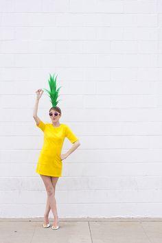 Pretty in Pineapple – Pineapple Fashion