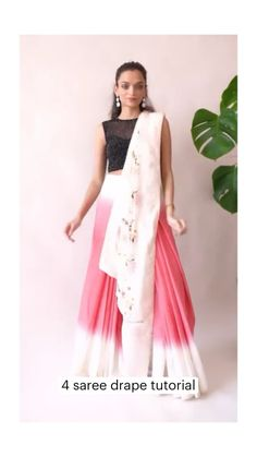 Indian Gowns Dresses, Indian Fashion Dresses, Dress Indian Style, Indian Designer Outfits, Designer Dresses, Stylish Sarees, Stylish Dresses, Saree Wearing Styles, Anarkali