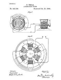 Nikola Tesla UFO Patent Confiscated by NSA, Most UFOs
