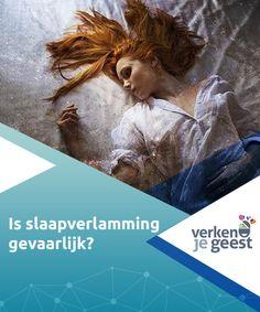 Is slaapverlamming gevaarlijk?   Wakker worden, je wel bewust zijn van je #omgeving, maar niet kunnen #bewegen. Het is vrij logisch dat dit angst oplevert, maar is #slaapverlamming gevaarlijk?  #Psychologie