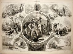 Thomas Nast- Southern Chivalry?    http://www.sonofthesouth.net/Thomas_Nast.htm