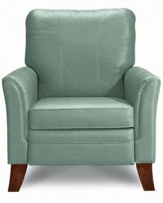 Recliner that is not {terribly} ugly...I hate the way they all look but love to sink into one