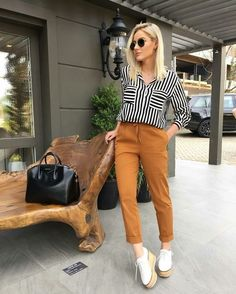 Most current Totally Free Business Outfit herbst Tips, Fall Outfits For Work, Casual Work Outfits, Office Outfits, Work Casual, Chic Outfits, Spring Outfits, Fashion Outfits, Fashion Advice, Rave Outfits