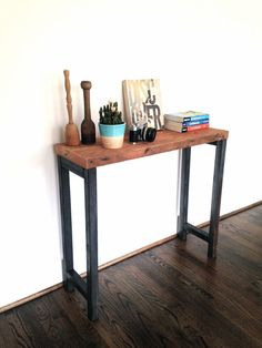The Harper Console Table is your go-to table for any entryway, bedroom, living room or office. Use to display your favorite things, or as a place to