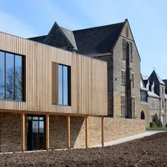 MRJ Rundell + Associates, Architects and Designers / WEST BUCKLAND SCHOOL