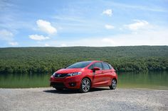 Whether it's on a road trip, out on an aventure by the water, or just outside your house, the Honda Fit looks sharp anywhere.  Photo Credit: Wesley Grim