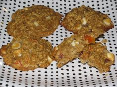 Peaches and Cream Oatmeal Cookies- 93 calories   Lose Weight by Eating!