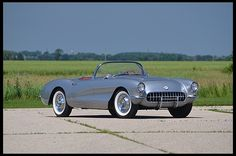 1957 Chevrolet Corvette Convertible 283/245 HP, 4-Speed for sale by Mecum Auction