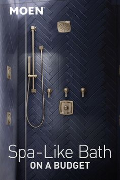 High-quality Homebuilding Magazine - An Excellent Assist In Dwelling Style And Design And Design Decorative Details And Matching Accessories Are Budget-Friendly Ways To Create A Bathroom That Feels Like An At-Home Spa. Bathroom Renos, Budget Bathroom, Small Bathroom, Master Bathroom, Condo Bathroom, Washroom, Bathroom Ideas, Bathroom Interior Design, Home Interior