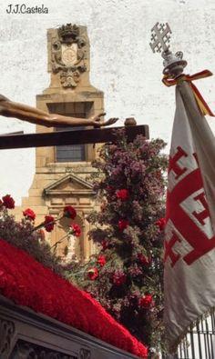FOTOS DE LA SEMANA SANTA CACEREÑA: CRISTO DE LOS ESTUDIANTES 2015