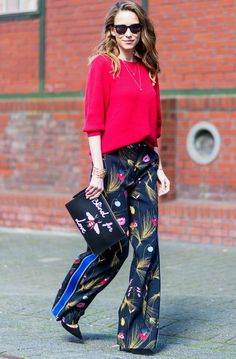 5 Colours That Are Always Knockout on Brunettes via @WhoWhatWearUK