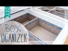 Видео мастер-класс: органайзер своими руками - Ярмарка Мастеров - ручная работа, handmade