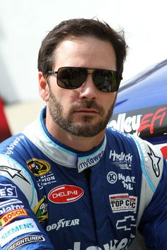 Jimmie Johnson - Nascar-Lowes 48 driver