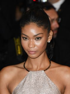 Chanel Iman: http://www.stylemepretty.com/2016/05/18/award-winning-beauty-looks-from-the-cannes-film-festival/