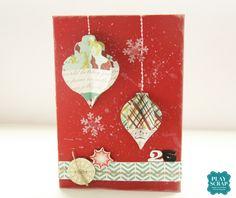 tarjetas de navidad Mistletoe Magic - My Mind's Eye-PlayScrap Mistletoe, Advent Calendar, Scrap, Mindfulness, Magic, Eye, Holiday Decor, Cards, Home Decor